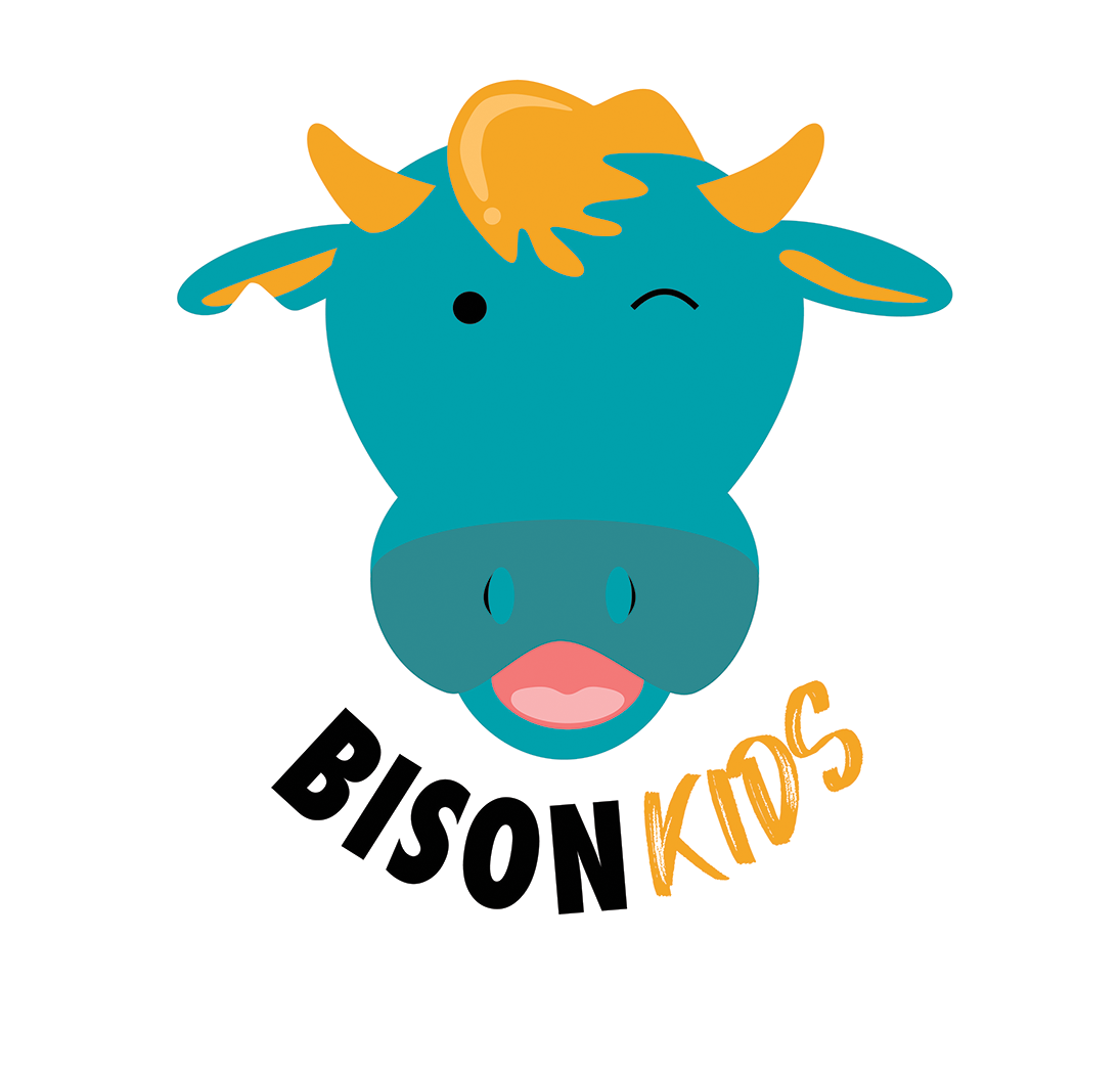 Bison Kids logo